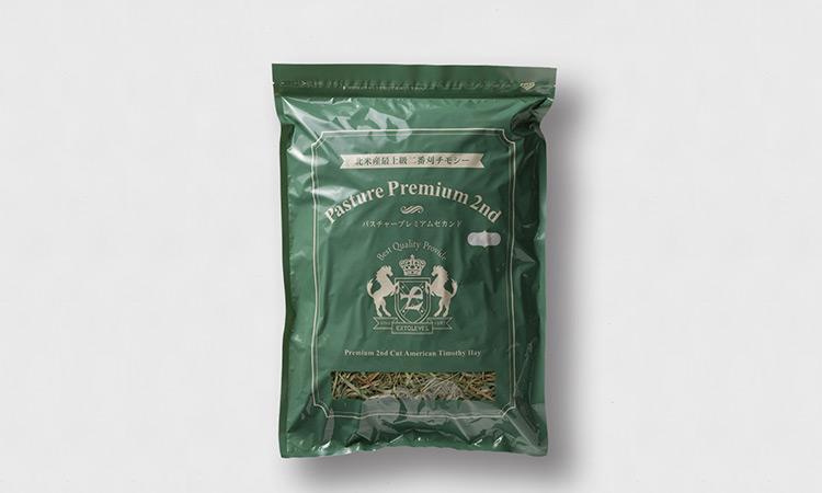 Pasture Premium 2nd / 2番刈プレミアムチモシー