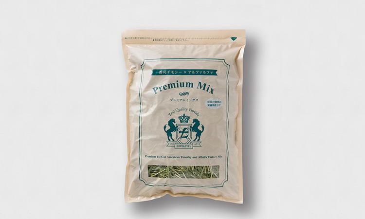 Premium Mix / チモシー×アルファルファ
